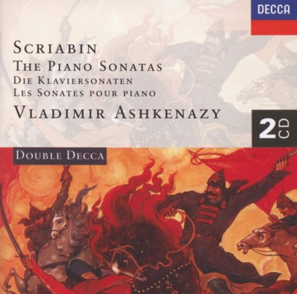 Scriabin - The Piano Sonatas | Decca - Double Decca E4529612
