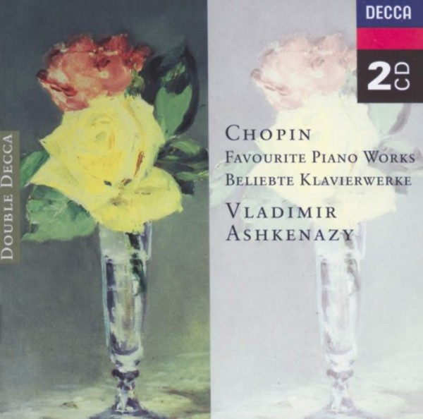 Chopin - Favourite Piano Works | Decca - Double Decca 4448302
