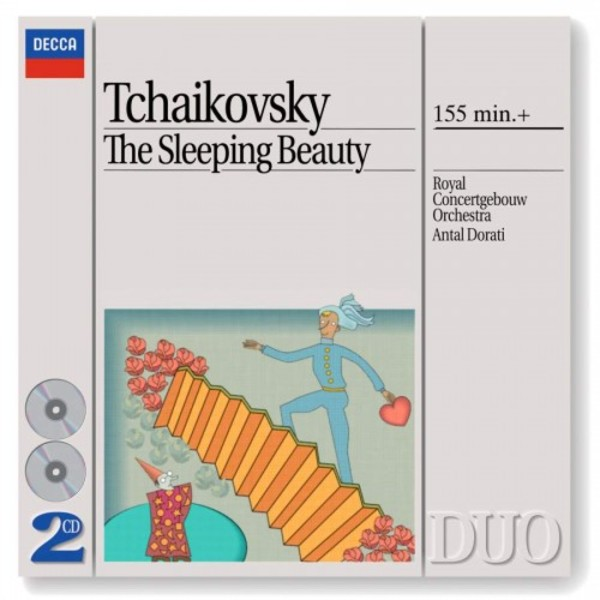 Tchaikovsky - The Sleeping Beauty | Decca 4461662