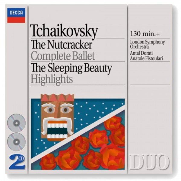 Tchaikovsky - The Nutcracker (complete), The Sleeping Beauty (highlights) | Philips - Duo 4425622