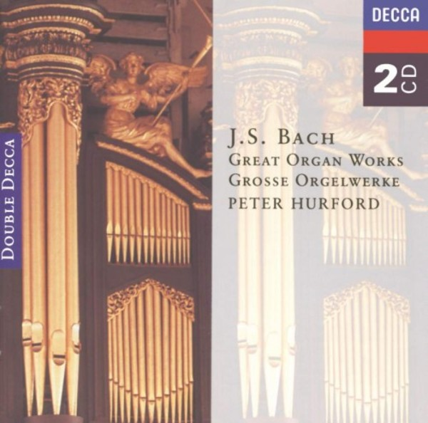 JS Bach - Great Organ Works | Decca - Double Decca 4434852