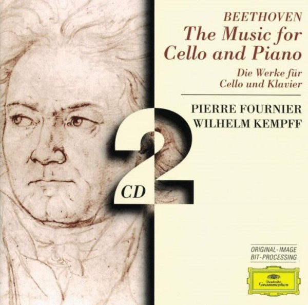 Beethoven - The Music for Cello and Piano | Deutsche Grammophon E4530132