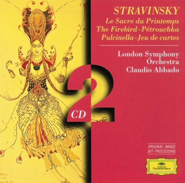 Stravinsky - Le Sacre du printemps, The Firebird, Petrouchka, etc. | Deutsche Grammophon 4530852