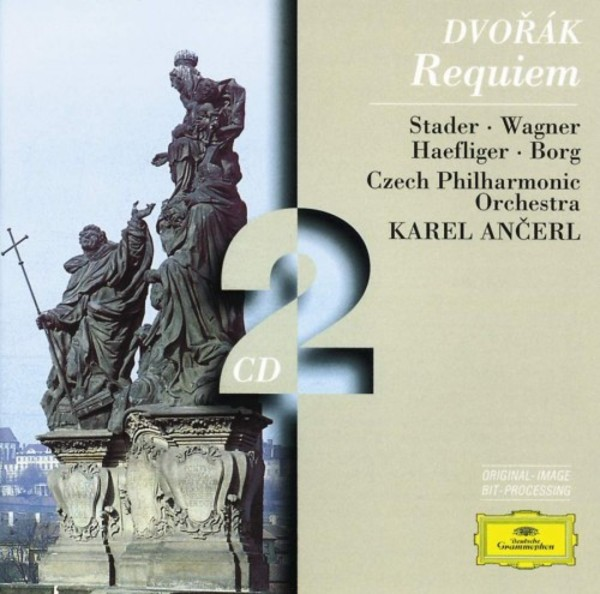 Dvorak - Requiem, Biblical Songs op.99 | Deutsche Grammophon E4530732