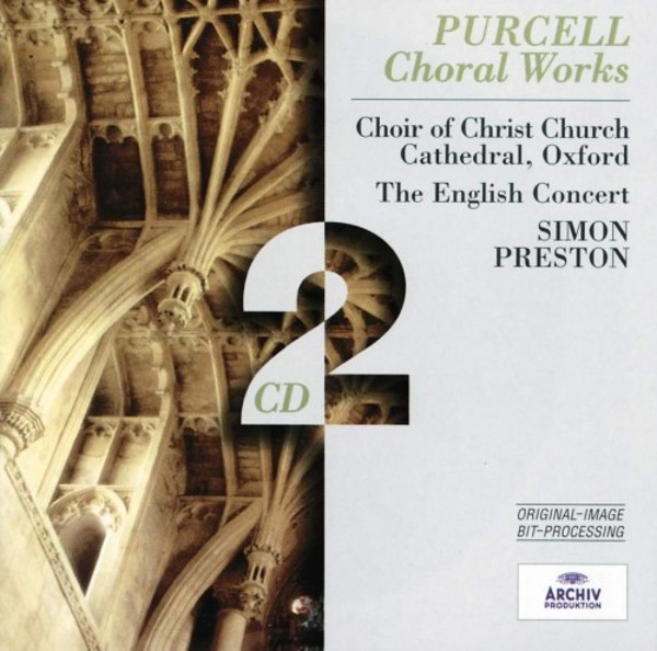 Purcell - Choral Works | Deutsche Grammophon 4594872
