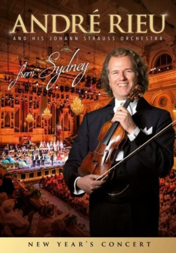 Andre Rieu: New Year's Concert from Sydney (DVD)