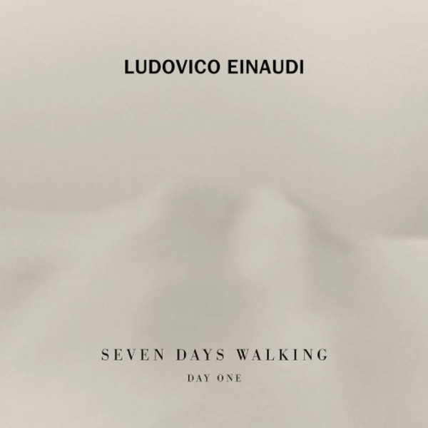 Einaudi - Seven Days Walking: Day One (Vinyl LP)