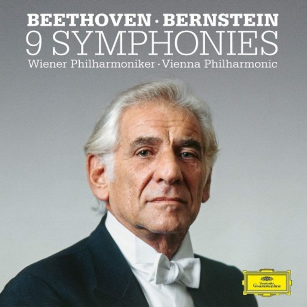 Beethoven - 9 Symphonies (CD + Blu-ray Audio)