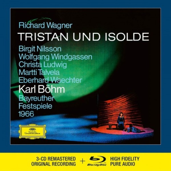 Wagner - Tristan und Isolde (CD + Blu-ray Audio)