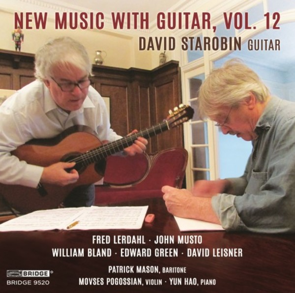 New Music With Guitar Vol.12 | Bridge BRIDGE9520