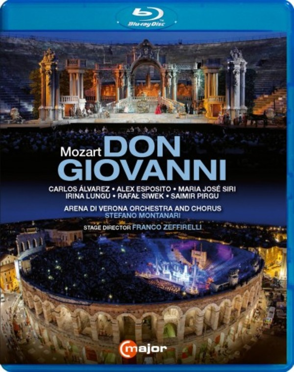 Mozart - Don Giovanni (Blu-ray) | C Major Entertainment 751904