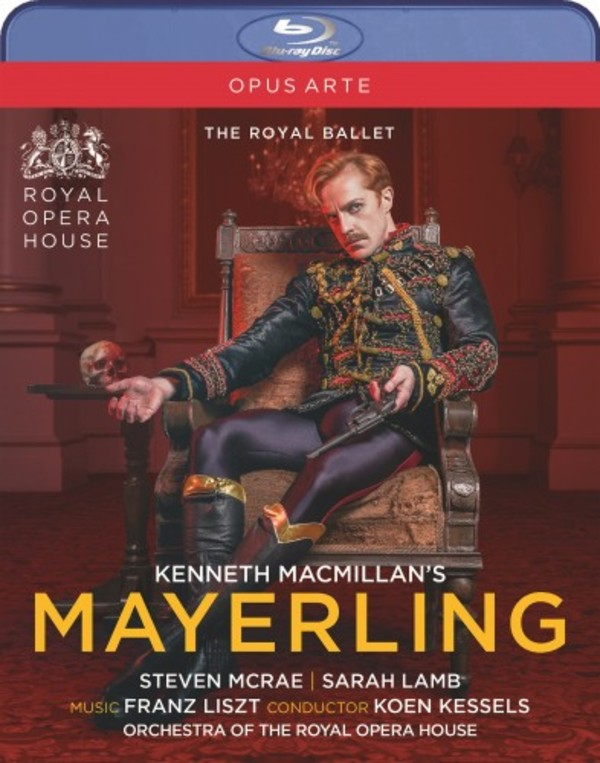 MacMillan - Mayerling (Blu-ray)