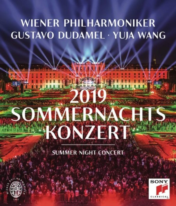 Wiener Philharmoniker Summer Night Concert 2019 (Blu-ray)
