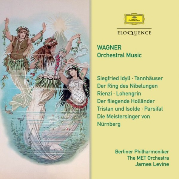 Wagner - Orchestral Music | Australian Eloquence ELQ4840636