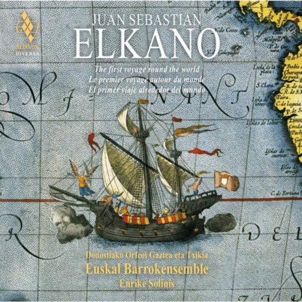 Juan Sebastian Elkano: The First Voyage Round the World