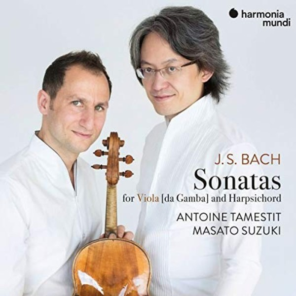 JS Bach - Sonatas for Viola (da Gamba) and Harpsichord