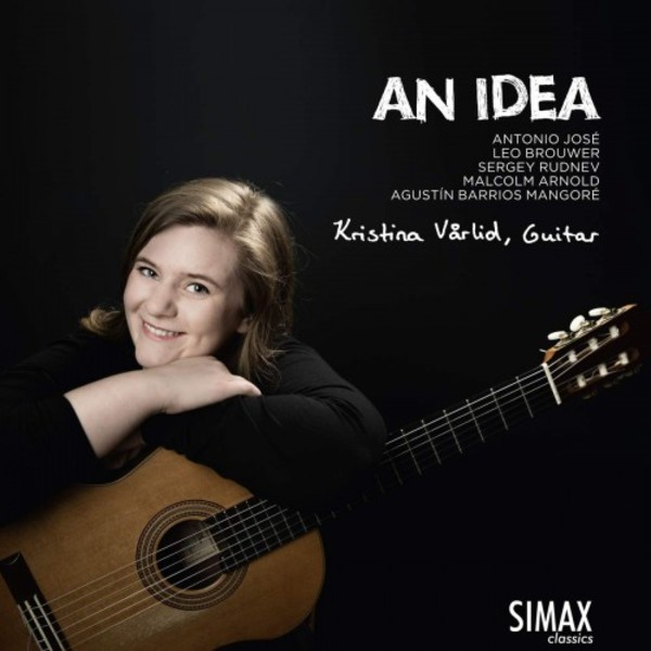 An Idea: Music for Guitar | Simax PSC1369