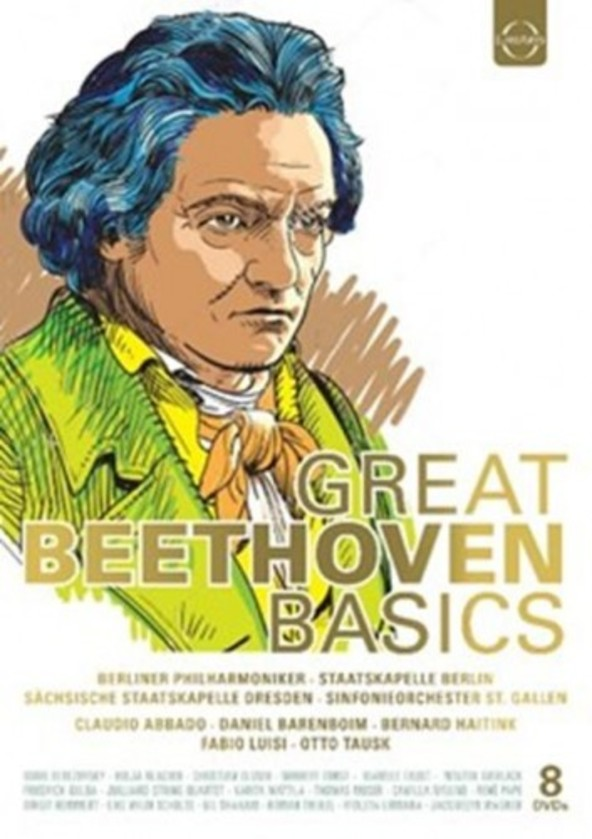 Great Beethoven Basics (DVD)