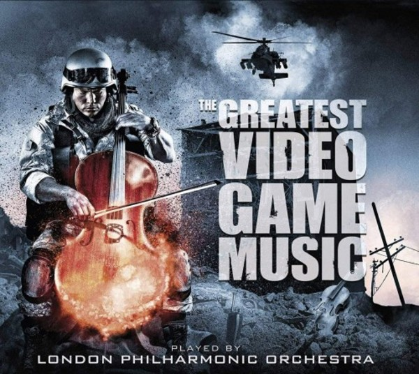 The Greatest Video Game Music (Vinyl LP)