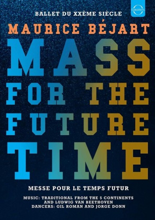 Bejart - Mass for the Future Time (DVD)