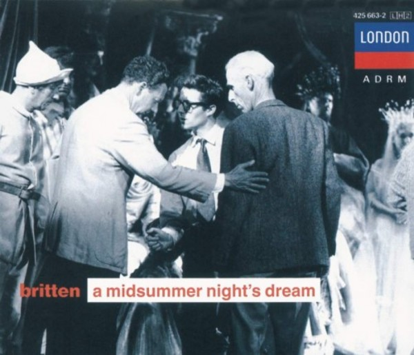 Britten - A Midsummer Night's Dream | Decca 4256632
