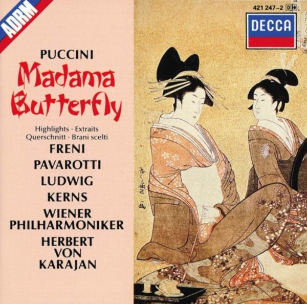 Puccini - Madama Butterfly (highlights) | Decca 4212472