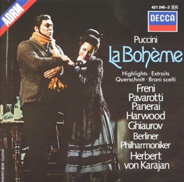 Puccini - La Boheme (highlights) | Decca 4212452