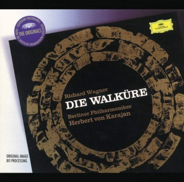 Wagner - Die Walkure | Deutsche Grammophon - Originals 4577852