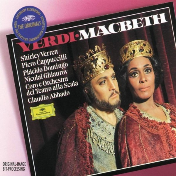 Verdi - Macbeth | Deutsche Grammophon - Originals 4497322