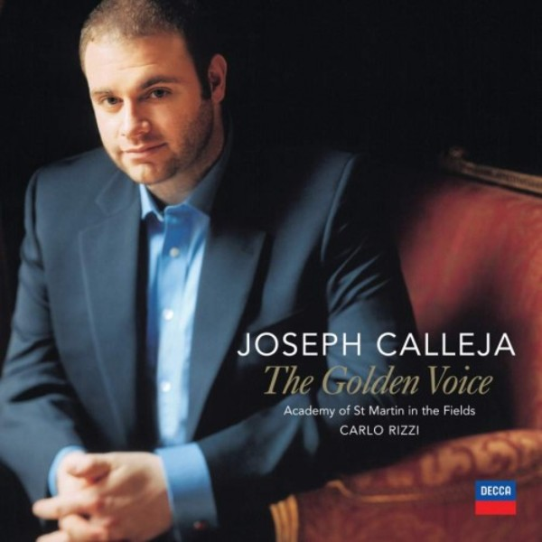 Joseph Calleja: The Golden Voice | Decca 4756931