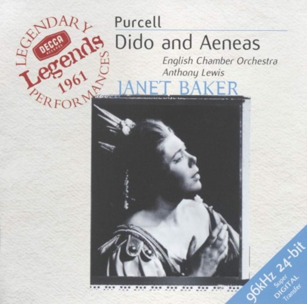 Purcell - Dido and Aeneas | Decca 4663872