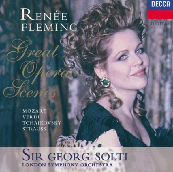 Renee Fleming: Great Opera Scenes | Decca E4557602