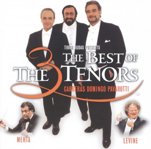 The Best of the 3 Tenors | Decca 4669992