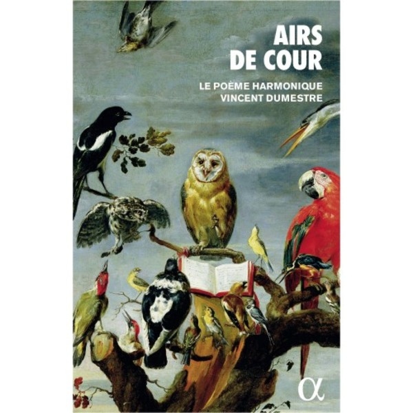 Airs de cour (CD + Book)