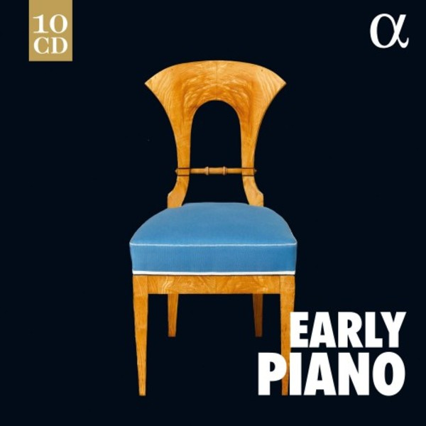 Early Piano: Haydn, Chopin, Beethoven, Schumann, etc.