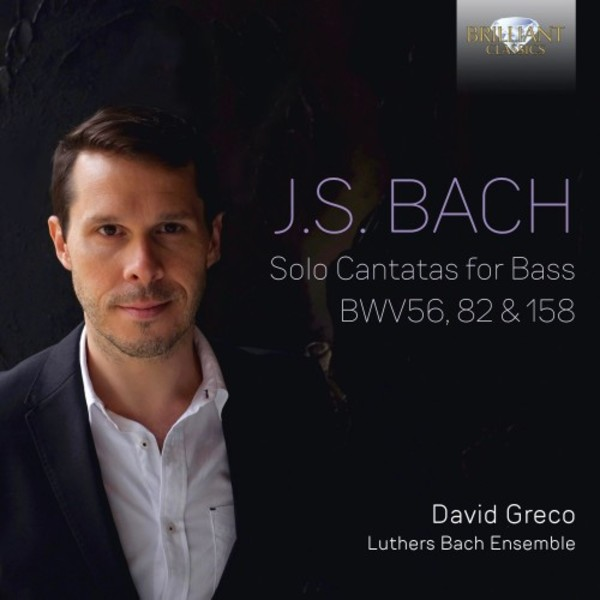 JS Bach - Solo Cantatas for Bass