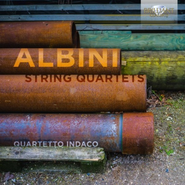Albini - String Quartets