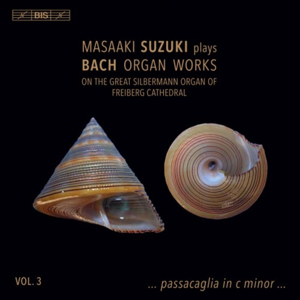 JS Bach - Organ Works Vol.3