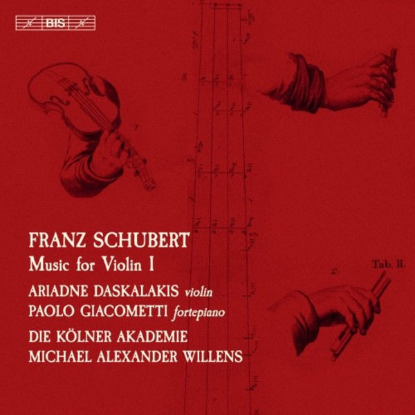 Schubert - Music for Violin Vol.1