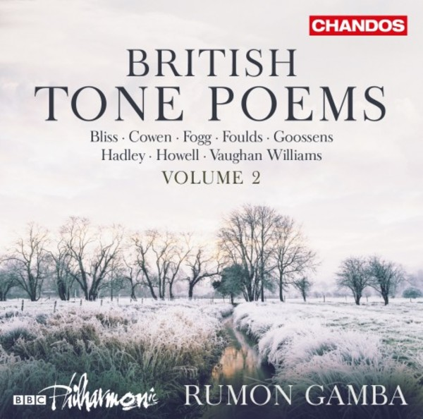 British Tone Poems Vol.2 | Chandos CHAN10981