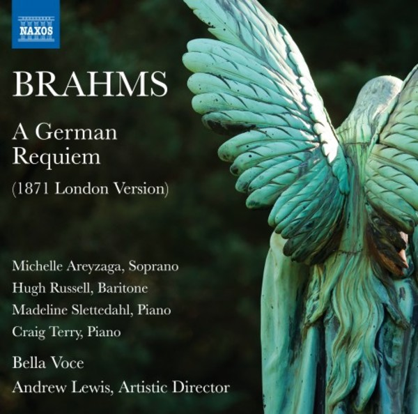 Brahms - A German Requiem (1871 London version)