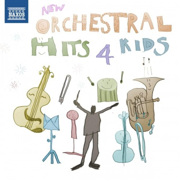 New Orchestral Hits 4 Kids (Vinyl LP) | Naxos NACLP006