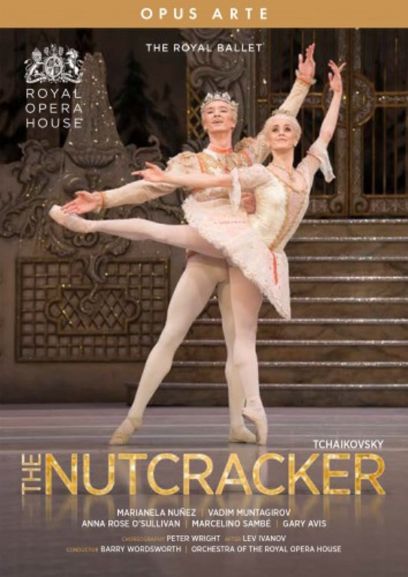 Tchaikovsky - The Nutcracker (DVD)