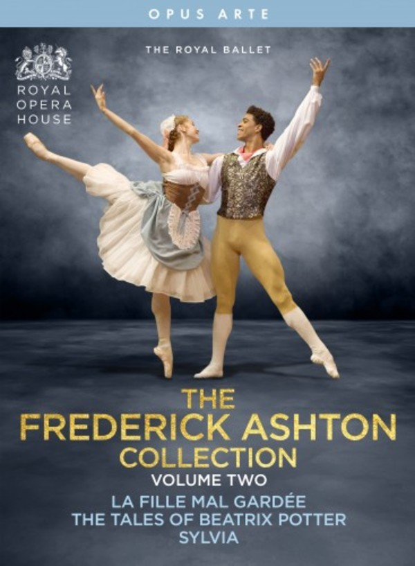 The Frederick Ashton Collection Vol.2 (DVD)