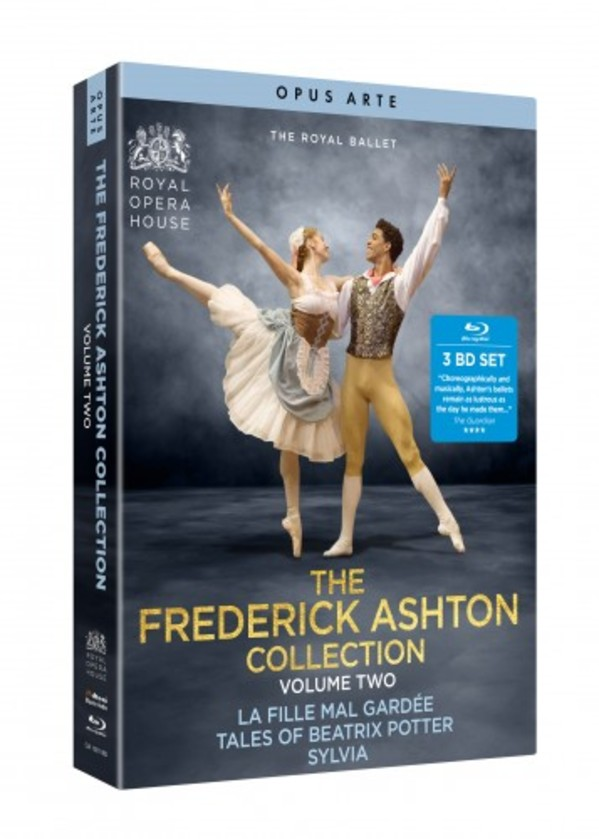 The Frederick Ashton Collection Vol.2 (Blu-ray)