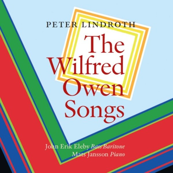 Lindroth - The Wilfred Owen Songs