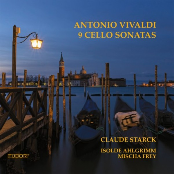 Vivaldi - 9 Cello Sonatas