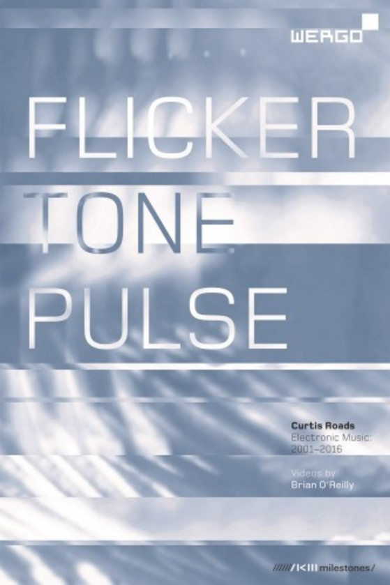 Roads - Flicker Tone Pulse: Electronic Music 2001-2016 (DVD)