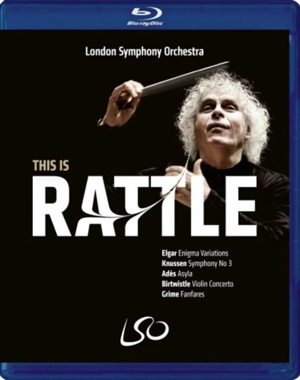 This is Rattle (Blu-ray + DVD)