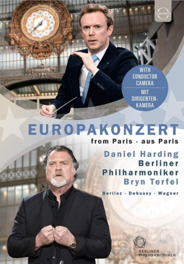 Europakonzert 2019 from Paris (DVD)